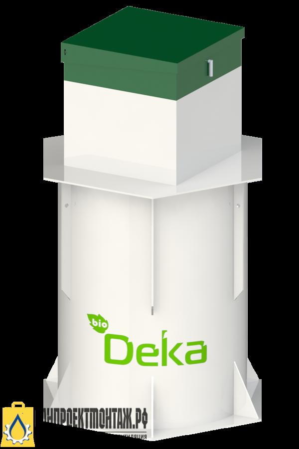 BioDeka-10 с-1500-Автономная канализация БиоДека
