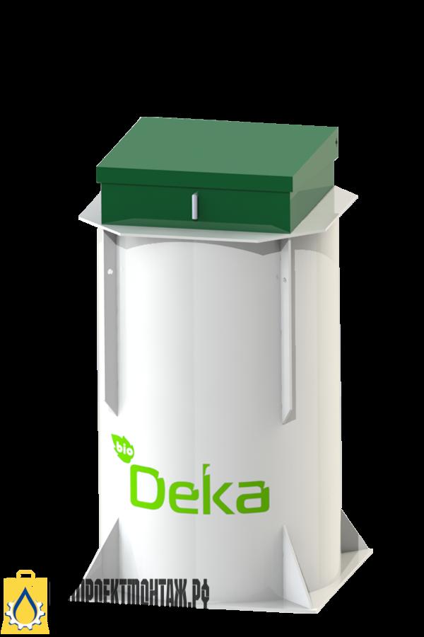 BioDeka-3 п-600-Автономная канализация БиоДека