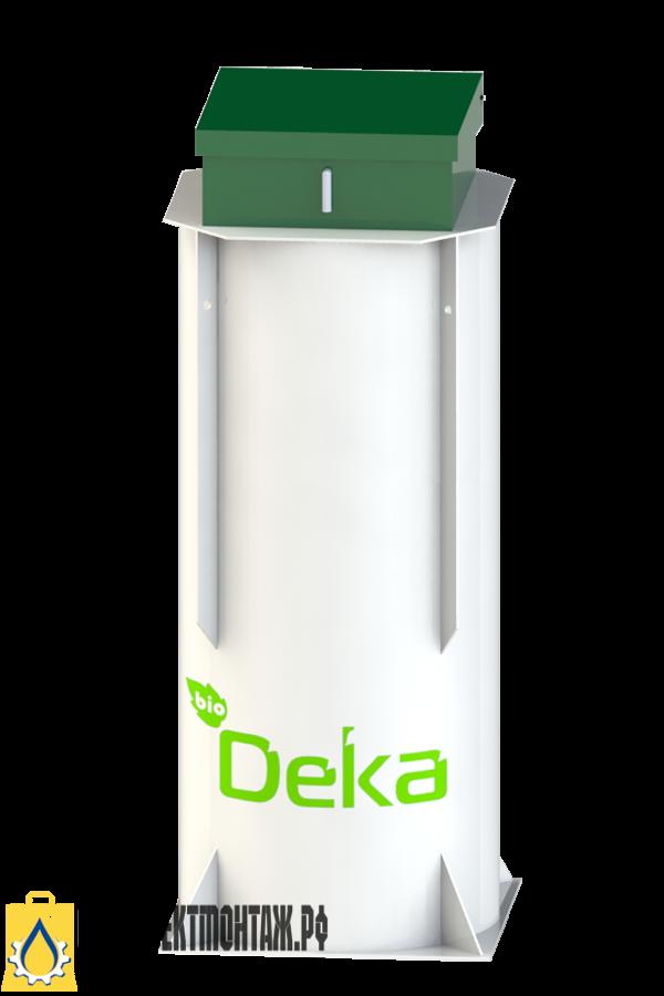 BioDeka-5 п-1800-Автономная канализация БиоДека