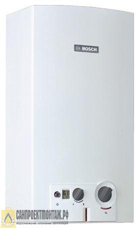 Bosch WRD 15-2G газовый проточный водонагреватель