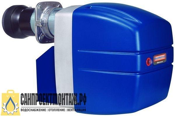 Buderus Logatop DE 1.2H-0052 горелка жидкотопливная 52 кВт