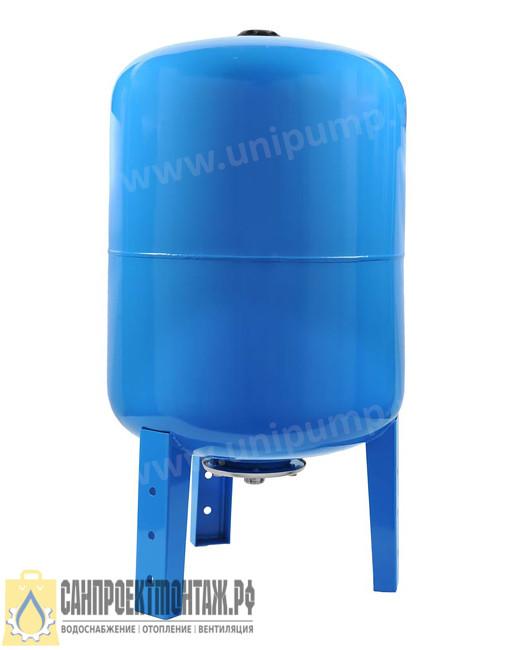 Гидроаккумулятор Unipump 100 л вертикальный