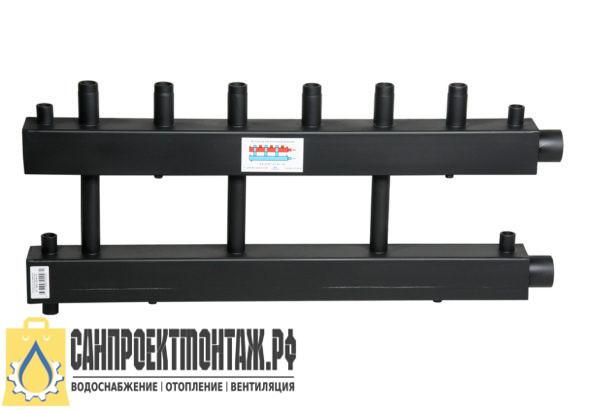Коллектор распределительный для котла Дизайнсталь КК-25М/125/40/3 D контура