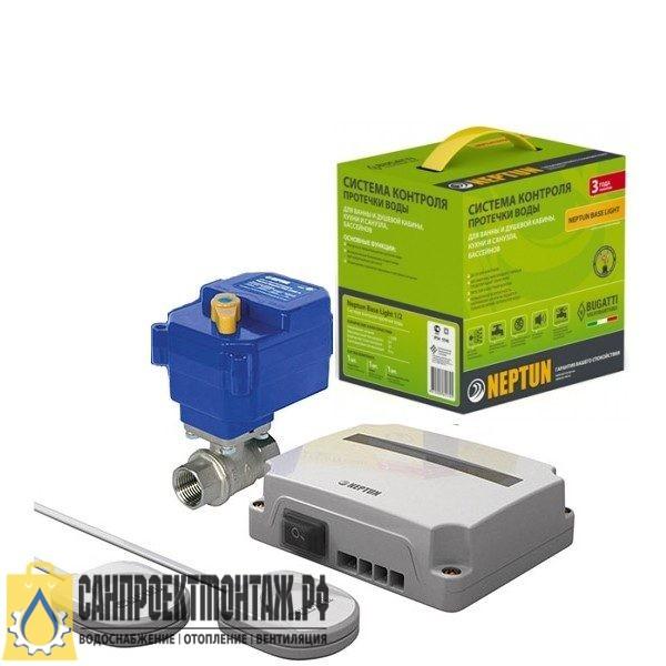 Neptun Base Light 3/4 система контроля от протечек воды