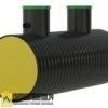 Септик АкваХолд Станция БАРС-Био 5 - автономная канализация