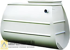Септик Тверь-1.5ПМ-Автономная канализация для дачи