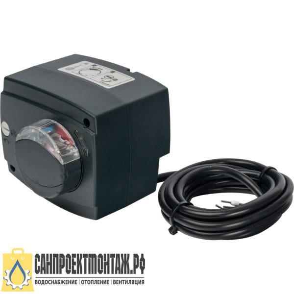 STOUT Сервопривод для смесительных клапанов, ход 90, для пропорциональной регулировки