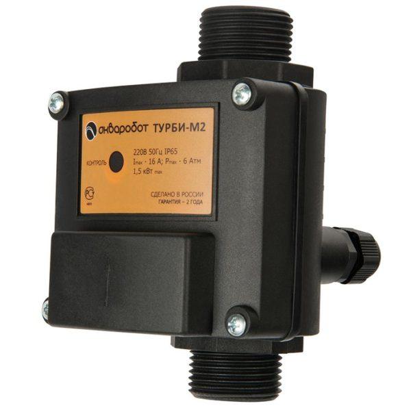 Блок управления насосами: Unipump ТУРБИ-М2 (2,5-4,0 бар)