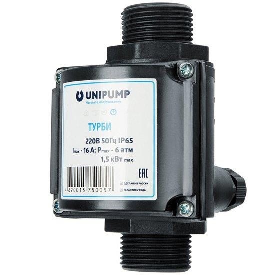 Блок управления насосами: Unipump ТУРБИ