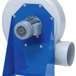 Центробежный вентилятор: Systemair PRF 250D4 IE2