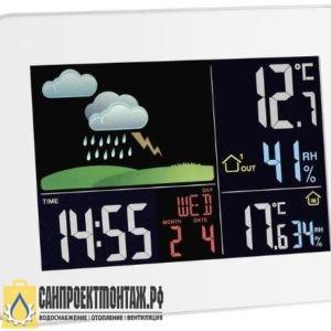 Цифровая метеостанция с радиодатчиком: TFA 35.1136.02