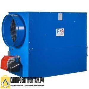 Дизельный теплогенератор: R-and-S 175D (230 V -1- 50/60 Hz)