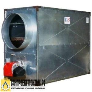 Дизельный теплогенератор: R-and-S 240D (230 V -1- 50/60 Hz)