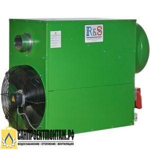 Дизельный теплогенератор: R-and-S 85D (230 V -1- 50/60 Hz)