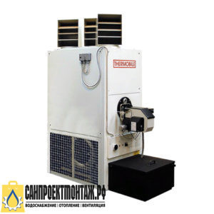 Дизельный теплогенератор: Thermobile SB 80