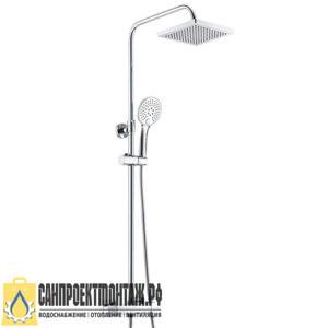 Душевой комплект со смесителем для ванны WasserKRAFT A15502 Thermo
