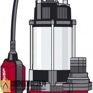Фекальный насос: Зубр НПФ-450