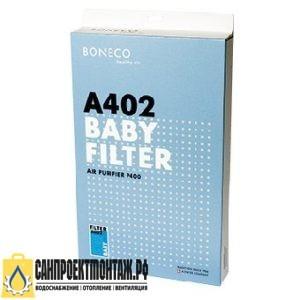 Фильтр для очистителя воздуха: Boneco A402