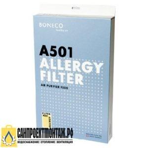 Фильтр для очистителя воздуха: Boneco A501