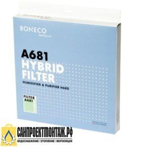 Фильтр для очистителя воздуха: Boneco A681