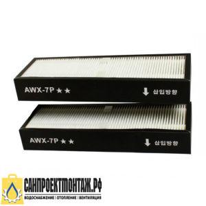 Фильтр для очистителя воздуха: Winia Hepa filter для модели AWX-70PT