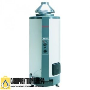 Газовый накопительный водонагреватель: Ariston NHRE 26