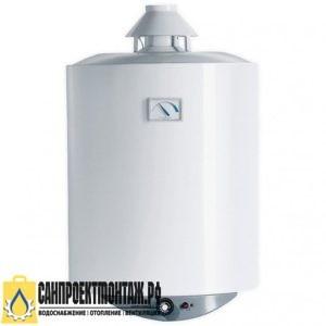 Газовый накопительный водонагреватель: Ariston S/SGA 100 R