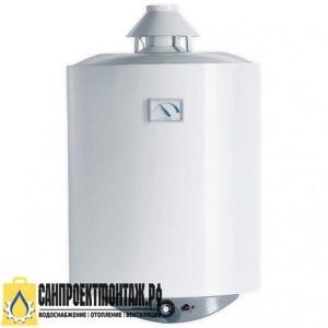 Газовый накопительный водонагреватель: Ariston S/SGA 50 R