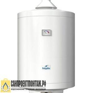 Газовый накопительный водонагреватель: Hajdu GB 80.1