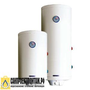 Газовый накопительный водонагреватель: Metalac HEATLEADER MB INOX 120 PKD R (правое подключение)