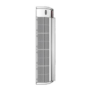 Электрическая тепловая завеса: General Climate LM310E12 VERT U (LEH 33 F VERT NL)