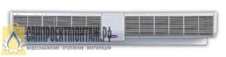 Электрическая тепловая завеса: Olefini KEH-16