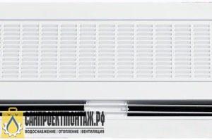 Электрическая тепловая завеса: Olefini RSEH-38 ECO