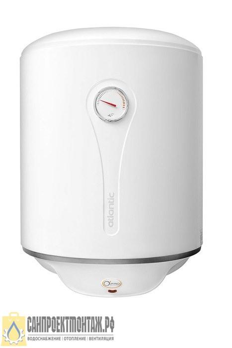 Электрический накопительный водонагреватель: Atlantic Oprop 50