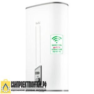 Электрический накопительный водонагреватель: Ballu BWH/S 30 Smart WiFi DRY+