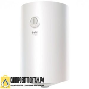 Электрический накопительный водонагреватель: Ballu BWH/S 80 PRIMEX