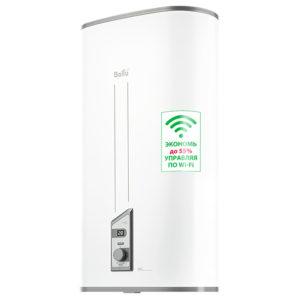 Электрический накопительный водонагреватель: Ballu BWH/S 80 Smart WiFi DRY+