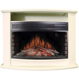 Электрокамин (очаг+портал): Royal Flame Vegas с очагом Dioramic 33W Led Fx (Фактурный белый)