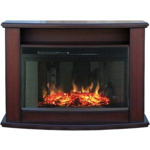 Электрокамин (очаг+портал): Royal Flame Vegas с очагом Dioramic 33W Led Fx (Махагон коричневый антик)