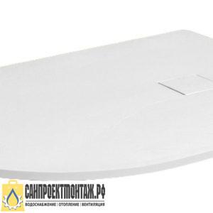 Поддон для душа RGW Stone Tray ST/AR-0128W 80х120 с сифоном