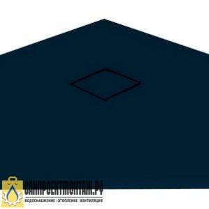 Поддон для душа RGW Stone Tray ST/T-0099G 90х90х2,5 с сифоном