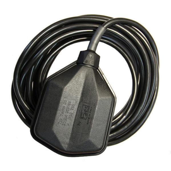 Поплавковый выключатель: Unipump 5м, ITALTECNICA