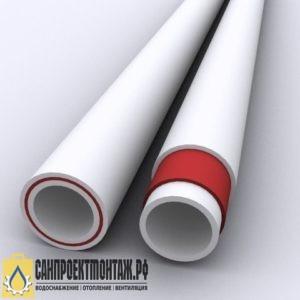 PP-R W Труба RUBIS SDR 6  63*10,5 (стекловолокно)