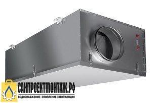 Приточная вентиляционная установка: Shuft CAU 2000/3-W
