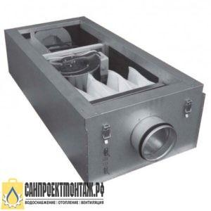 Приточная вентиляционная установка: Shuft CAU 4000/3-30,0/3