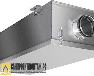 Приточная вентиляционная установка: Shuft CAUF 500