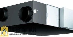 Приточно-вытяжная вентиляционная установка: Daikin VKM80GB