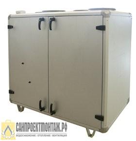 Приточно-вытяжная вентиляционная установка: Systemair TOPVEX TR 15 HWL-L-CAV