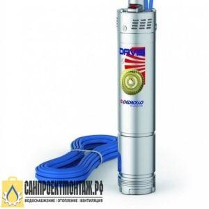 Скважинный насос: Pedrollo DAVIS кабель 20м