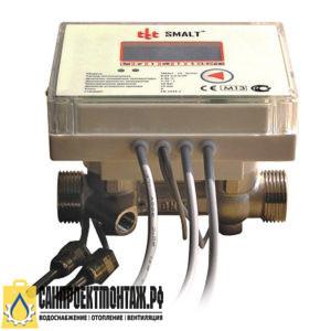 Теплосчетчик ультразвуковой SMALT-15-termo